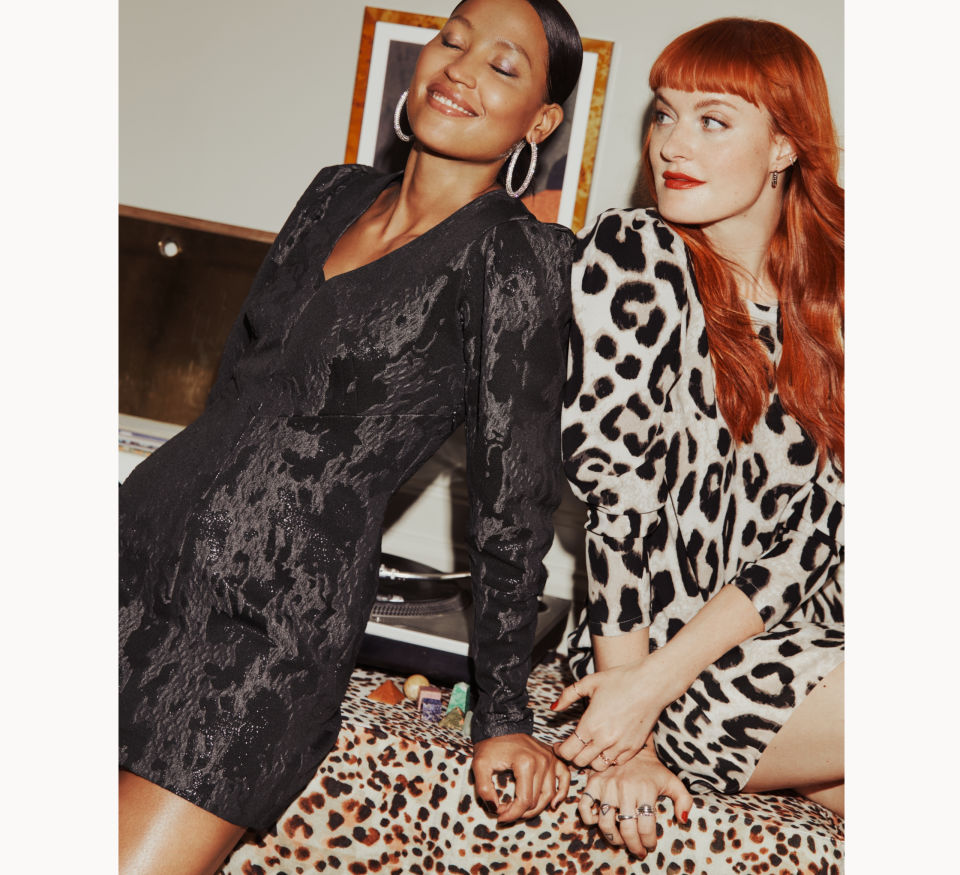 Best Dresses To Shop For Holiday By H&M