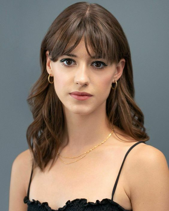 Curtain Bang Hairstyles Ideas That You Need To Try This Year