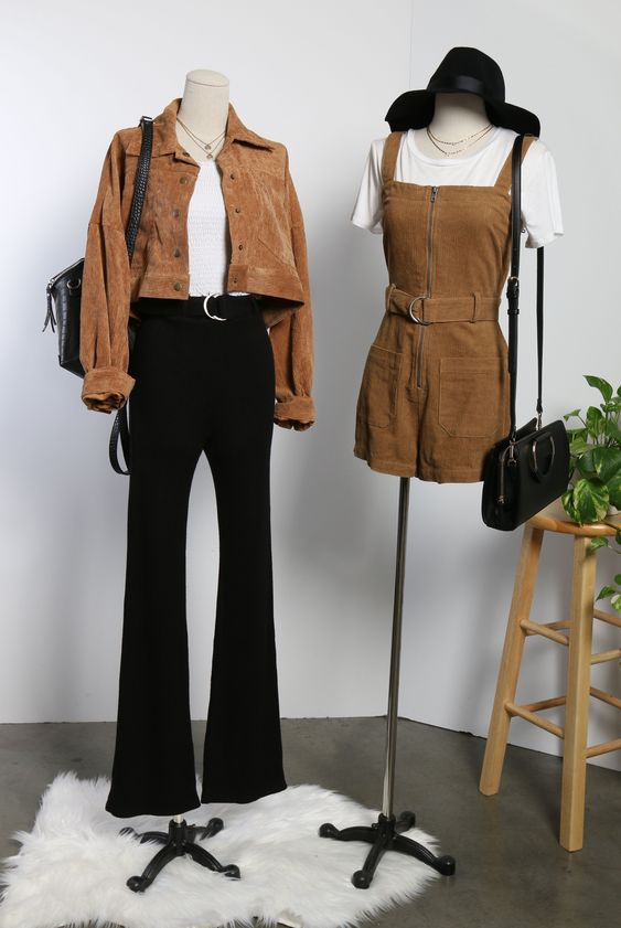 How to Style Corduroy for Basic Outfit Essentials