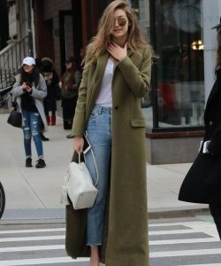 Trend Style Ideas To Wear Coat If You're Basic Girls