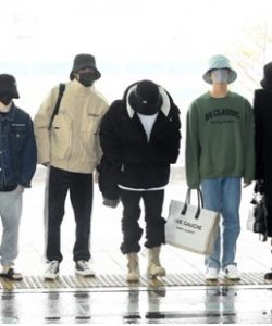 4 Streetwear Trends Male Korean Idols Pulled Off