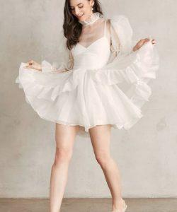 2021 Trend Spring Wedding Dress Ideas