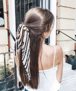 Easy Aesthetic Hairstyle Ideas To Copy