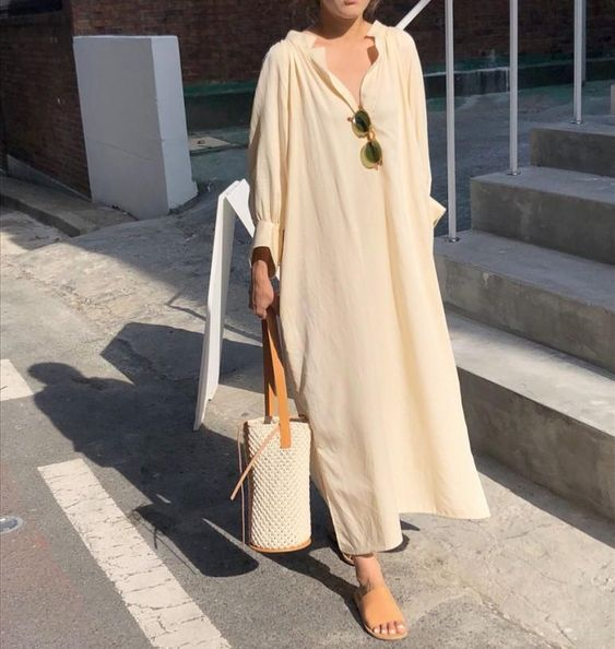 How to Style Kaftan Dress For Eid Gatherings