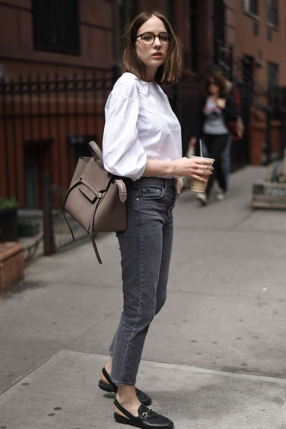 Basic Essentials to Wear Back-To-Campus Looks