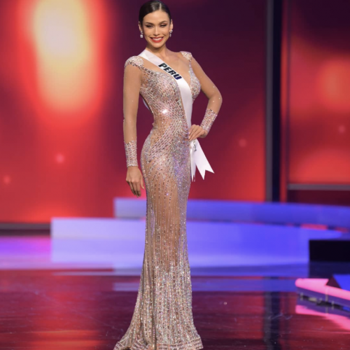 Stunning Looks By Top Ten 69th Miss Universe Evening Gown