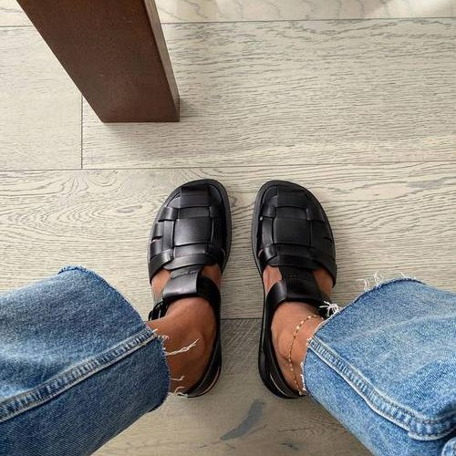 Summer Trend 2021: Fisherman Sandals
