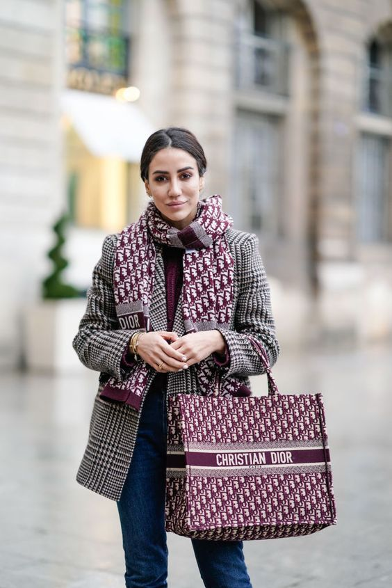The Most Iconic Bag Of The Year- Dior Book Tote