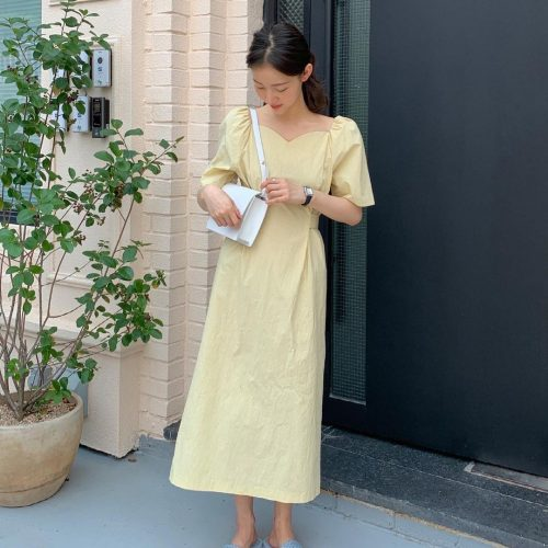 Chic Ways To Wear Yellow For Summer Outfit