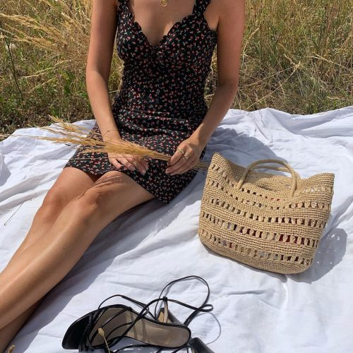 Chic Summer Bag Trend That Parisian Girls Obsessed Right Now