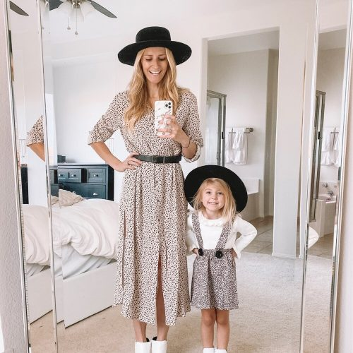 Style Guide To Best Mommy and Daughter Outfit Looks