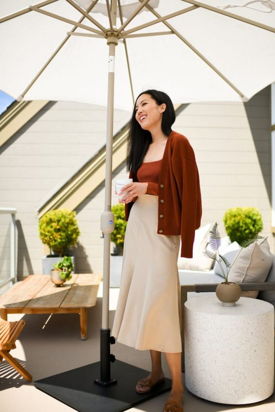 Cinnamon Tones Outfit Ideas To Complete Your Fall Wardrobe