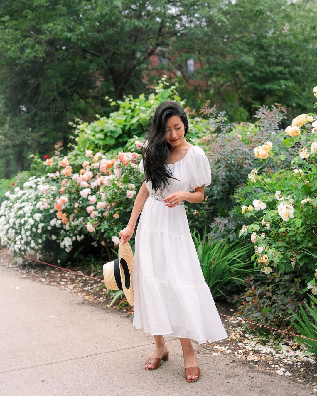 How to Pull Off Summer White Dresses This Season