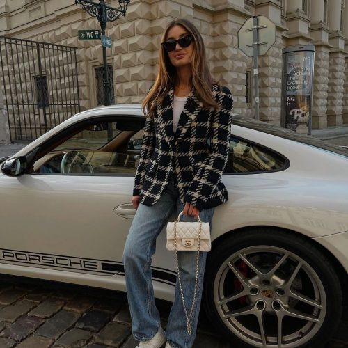Simple But Trendy Outfits To Wear Jeans This Fall