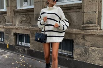 How To Style Fall Outfit With Cozy Sweaters Under $50