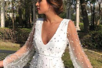 Editor Picks: Best Fall Wedding Dresses To Shop Right Now