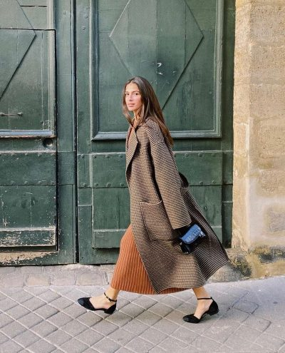 Most Fashionable Fall Skirt Trend Outfit Ideas