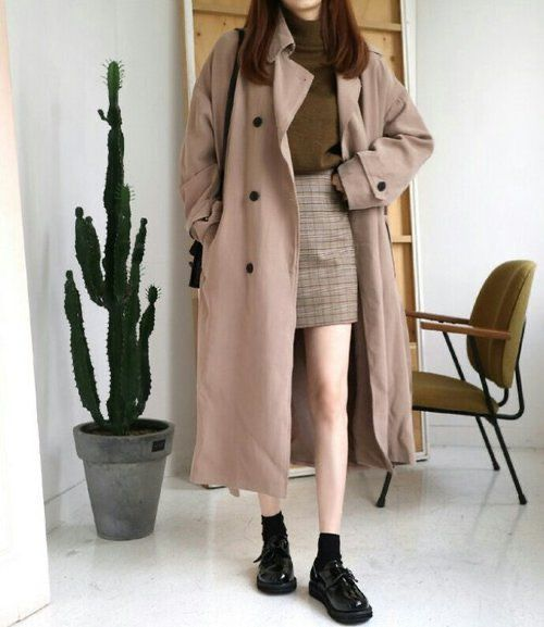 Chic Fall Outfit Trends Inspired By Korean Fashion Girls